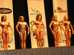 pre-judging: line-up