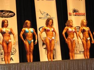 pre-judging: line-up