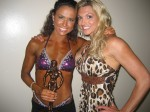 me, my trophy...and my trainer and friend...kim!
